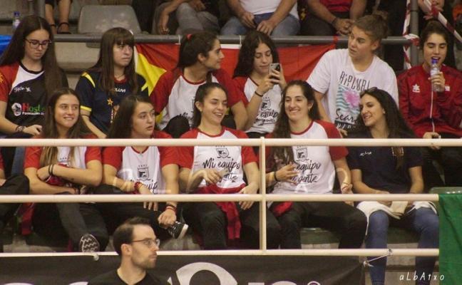 El Telecable Hockey cierra con éxito su preparación en Oporto