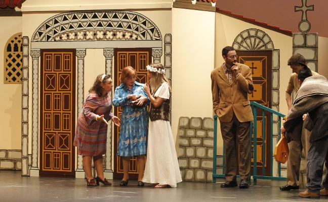 'Les fiestes de guardar' abre la XII Muestra de Teatro Amateur