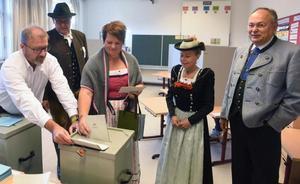 La CSU gana en Baviera pero pierde la mayoría absoluta