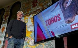 Frank Cuesta estrena un polémico programa sobre el mundo del toreo