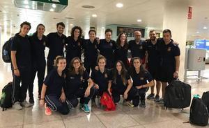 Natasha Lee, jugadora asturiana de la selección nacional de hockey: «No esperaba que fuese a suceder algo tan bestial»