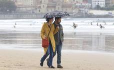 Leslie llega a Asturias