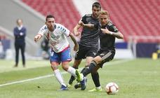 El Rayo Majadahonda 1-1 Real Oviedo, en imágenes