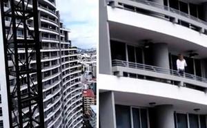Una mujer muere en Panamá al caer desde un piso 27 mientras intentaba hacerse un selfie