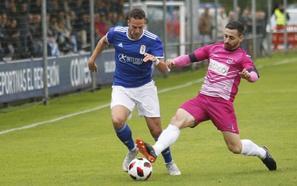 El Oviedo B prolonga su ritmo triunfal