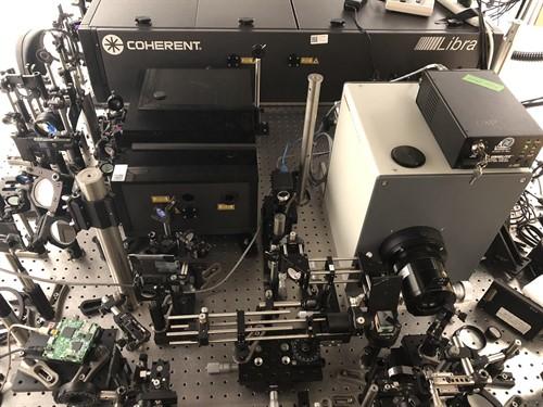 Inventan una cámara tan rápida que congela el movimiento de la luz