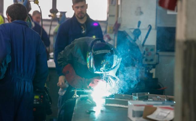 Ciudadanos reclama medidas para cubrir la demanda de los ciclos del metal del CIFP