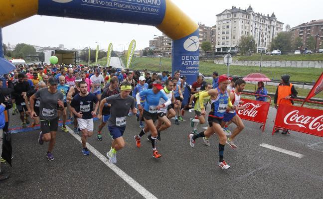 Bengoa y Méndez ganan el Medio Maratón Verde