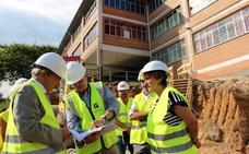 La concejalía de Infraestructuras ejecuta actualmente cinco grandes obras en el municipio con una inversión de 2.397.000 euros