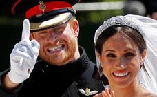 El príncipe Harry y Meghan Markle, duques de Sussex, esperan su primer hijo