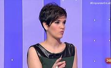Paula Sainz-Pardo, al frente de 'La 2 Noticias'