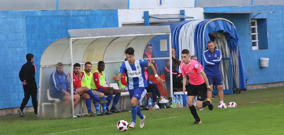 Meritorio empate del Real Avilés ante el Tuilla (1-1)