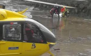 Encuentran un cadáver de un hombre en la playa de La Ribera de Luanco