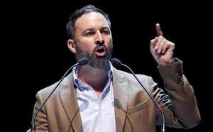 Abascal hace suyo el discurso duro de los líderes de la extrema derecha internacional