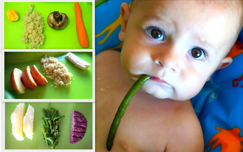 BLW: ¿En qué consiste el 'Baby Lead Weaning'? Los bebés deciden qué comer