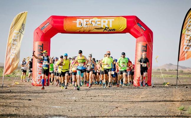 La corverana Vanessa Suárez logra el segundo puesto en la Desert Run