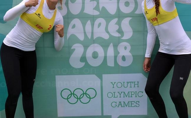 Daniela Álvarez, a las puertas de las semifinales los Juegos de la Juventud