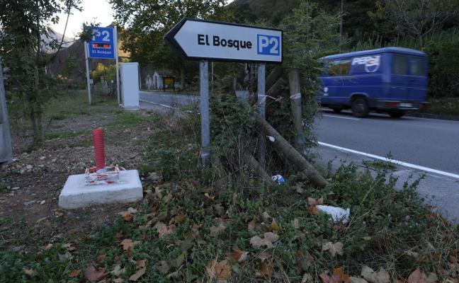 Las obras para acabar con los atascos en Covadonga entran en su fase final