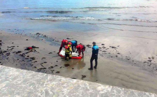Hallan el cadáver del avilesino desaparecido en septiembre