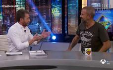 'El Hormiguero': Pablo Motos se mete con Froilán en la entrevista a Pau Donés