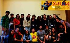 La realidad desde una mirada feminista, en el curso organizado por el Consejo de la Juventud de España en KBUÑS36