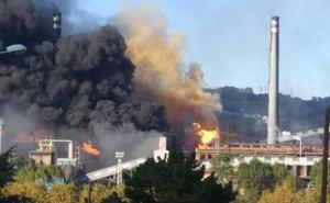 Fotos: las espectaculares imágenes que deja el incendio