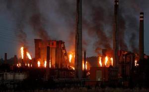 Arcelor asegura que no hay riesgo ante la preocupación por el ruido de las explosiones