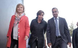 La alcaldesa de Gijón advierte: « Si no se firma el convenio del plan de vías en octubre nos tendrán enfrente»