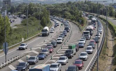 Ampliar la 'Y' con un tercer carril exige 25,79 millones entre Oviedo y Lugones