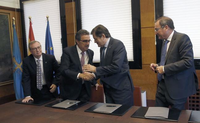 La Fundación Amancio Ortega financia tres equipos de diagnóstico para el HUCA