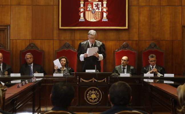 Vidau advierte de que la crítica a los jueces merma la confianza de la ciudadanía en la Justicia
