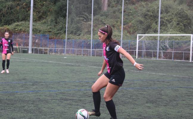 La selección española sub16 convoca a la central avilesina Tayré