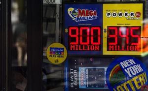 El 'mega bote' de la lotería de EEUU: 868 millones de dólares