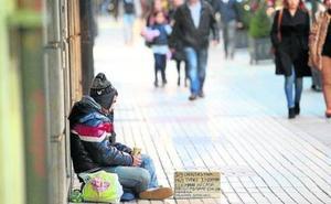 La pobreza severa se triplica en Asturias