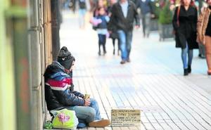 130.405 personas en Asturias, en riesgo de pobreza según el último informe oficial