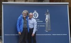 Messner y Wielicki ya están en Asturias