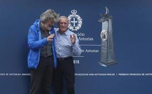 Messner y Wielicki irán a los Picos de Europa