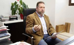 Rogelio Pando presentará el viernes su renuncia como alcalde de Colunga