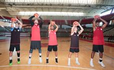 El Teslacard de Gijón bate el récord de triples de la ACB