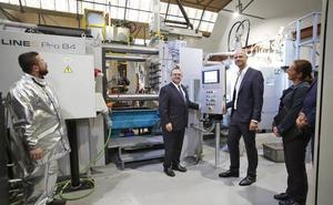 Vauste abre su nueva planta de magnesio en Gijón y su primera producción será para Aston Martin