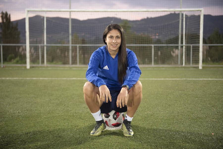 Loli Villamayor: «Subir al Real Oviedo a Primera es un reto muy lindo»