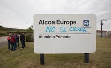 Asturias se vuelca con Alcoa