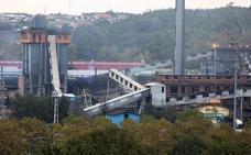 ArcelorMittal recupera la mitad de las baterías de cok y trabaja para salvar el resto