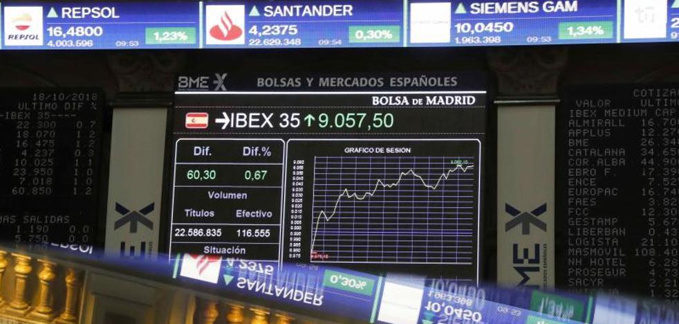 Batacazo de la banca en la Bolsa por el coste del conflicto hipotecario