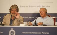 Messner y Wielicki: «El alpinismo es el arte de sufrir, no turismo de sendero»