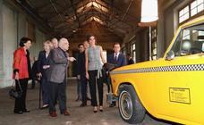 La Reina, en Oviedo para asistir al encuentro del director Martin Scorsese