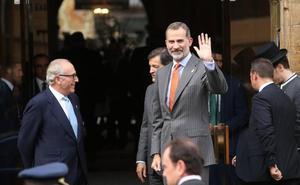 Los Reyes llegan a Asturias