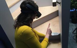 Realidad virtual para evitar escaleras 'made in Gijón'