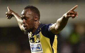 Usain Bolt rechaza una oferta para jugar en Malta