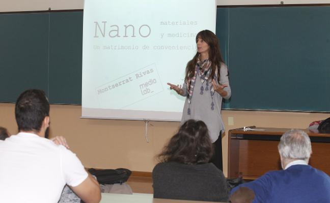Montserrat Rivas desvela los usos de las nanopartículas